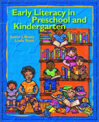 9780130148285: Early Literacy in Preschool and Kindergarten