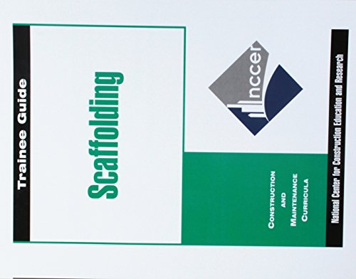 9780130148766: Scaffolding Level 1 Trainee Guide: Trainee Guide Level 1