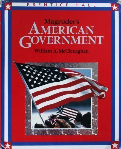 Magruders American Government, 1993 (Magruder's American Government): Unknown