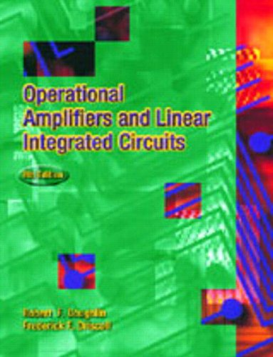 9780130149916: Operational Amplifiers and Linear Integrated Circuits (6th Edition)