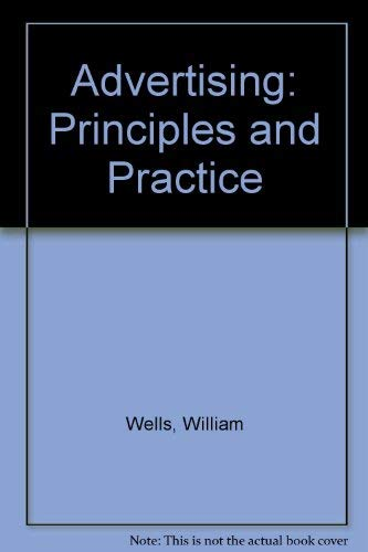 9780130152497: Advertising: Principles and Practice