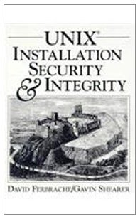 9780130153890: UNIX Installation Security and Integrity