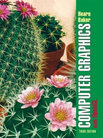 9780130153906: Computer Graphics with OpenGL (3rd Edition)
