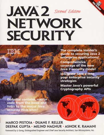 9780130155924: JAVA 2 Network Security (2nd Edition)