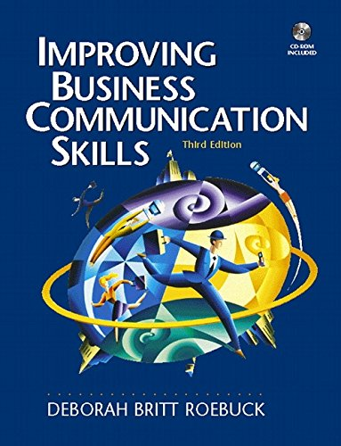 9780130155948: Improving Business Communication Skills (3rd Edition)