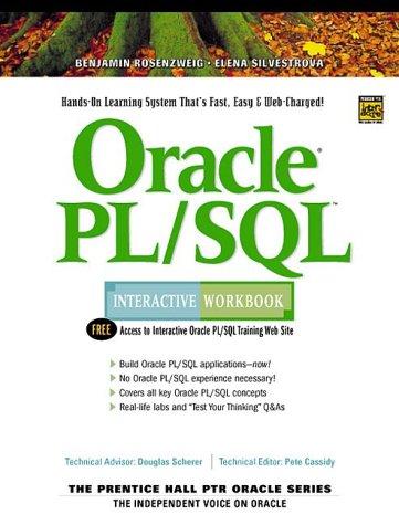 9780130157430: Oracle PL/SQL Interactive Workbook (Interactive Workbook (Prentice Hall))