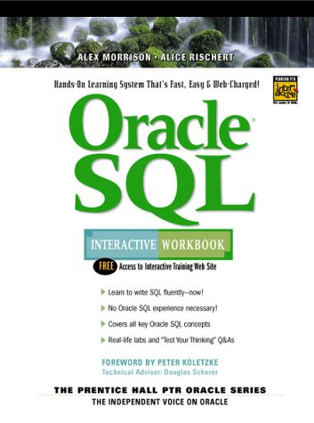 9780130157454: Oracle SQL Interactive Workbook (Interactive Workbook (Prentice Hall))