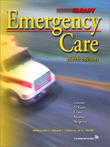 9780130157928: Emergency Care (9th Edition)