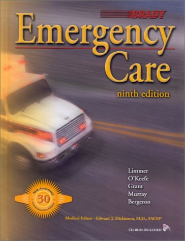 9780130157942: Emergency Care (Book with CD-ROM for Windows & Macintosh)
