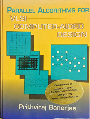9780130158352: Parallel Algorithms for Vlsi Computer-Aided Design