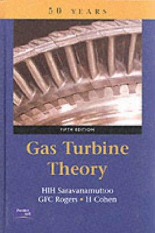 9780130158475: Gas Turbine Theory