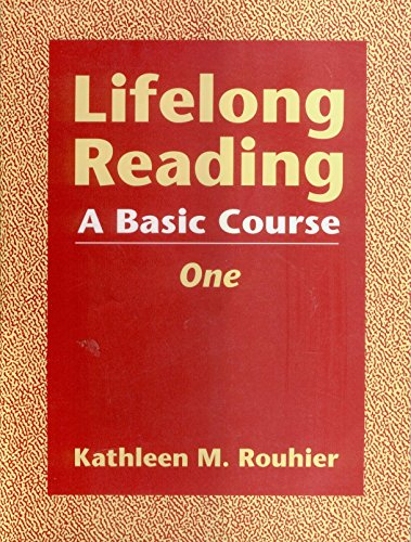 9780130160805: Lifelong Reading Book 1: A Basic Course