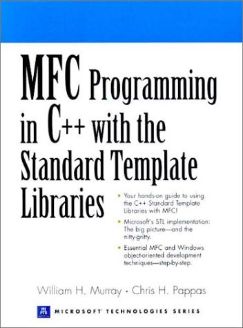 9780130161116: MFC Programming in C++ With the Standard Template Libraries