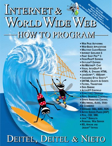 9780130161437: Internet & World Wide Web How to Program (1st Edition)