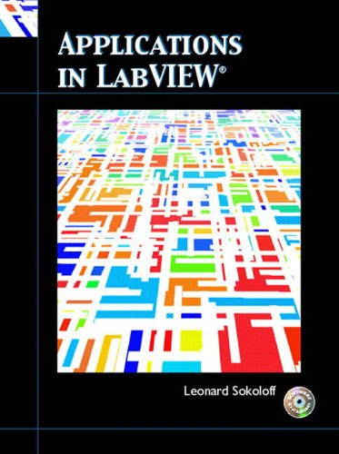 9780130161949: Applications in LabVIEW