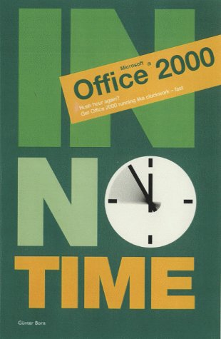 9780130162274: Office 2000 In No Time