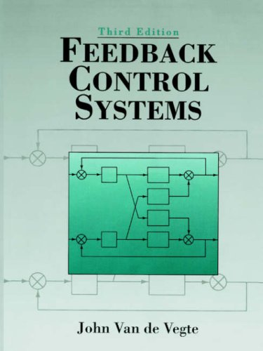 9780130163790: Feedback Control Systems (3rd Edition)