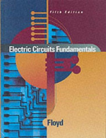 9780130163943: Electric Circuits Fundamentals (5th Edition)