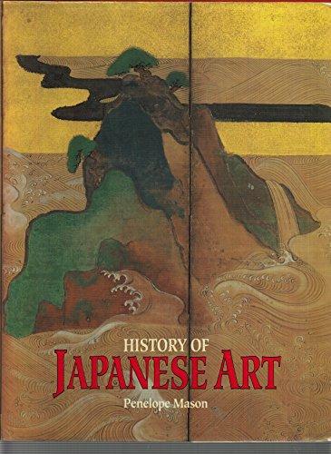 9780130163950: History of Japanese Art