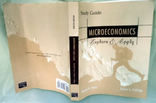 9780130164254: Microeconomics: Comprehensive Web Plus: Explore and Apply