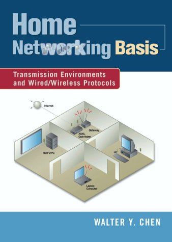 9780130165114: Home Networking Basis: Transmission Environments and Wired/Wireless Protocols