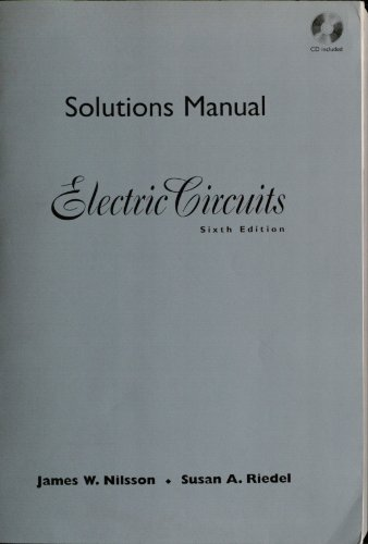 9780130165626: Solutions Manual