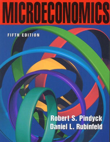 9780130165831: Microeconomics (Prentice-Hall Series in Economics)