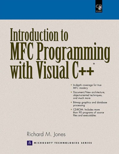 9780130166296: Introduction to MFC Programming (Microsoft Technology)