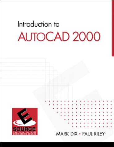 9780130167323: Introduction to AutoCAD 2000