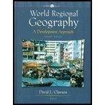 9780130168214: World Regional Geography