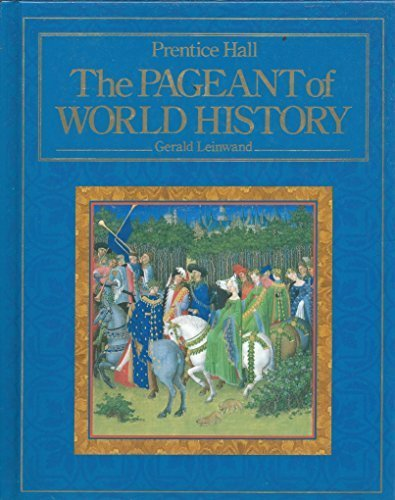 9780130169242: Pageant of World History