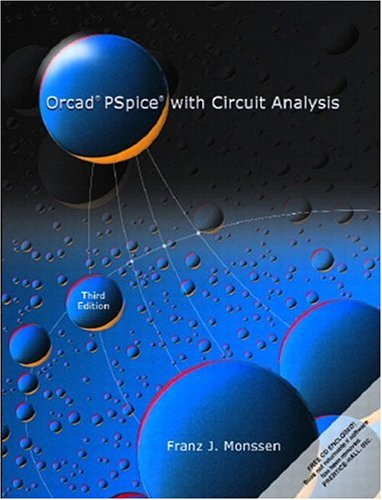9780130170354: OrCAD PSpice with Circuit Analysis (3rd Edition)