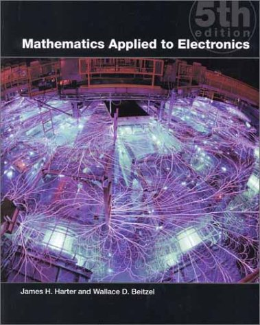 9780130171849: Mathematics Applied to Electronics (5th Edition)