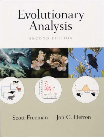9780130172914: Evolutionary Analysis (2nd Edition)
