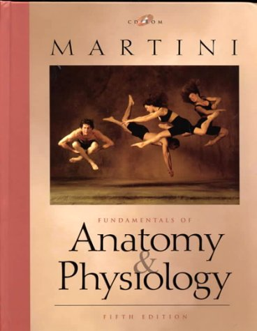 9780130172921: Fundamentals of Anatomy & Physiology