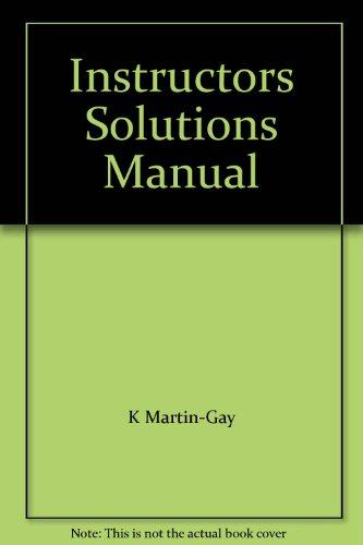 9780130173317: Instructors Solutions Manual