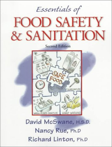 9780130173713: Essentials of Food Safety and Sanitation