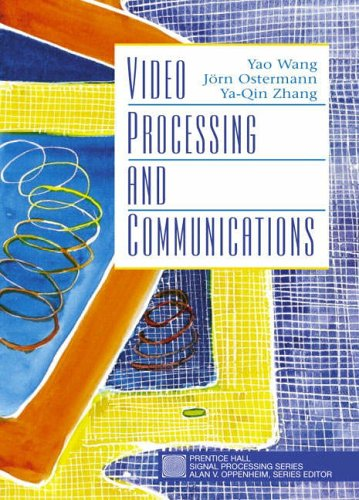 9780130175472: Video Processing and Communications (Prentice-Hall Signal Processing Series)