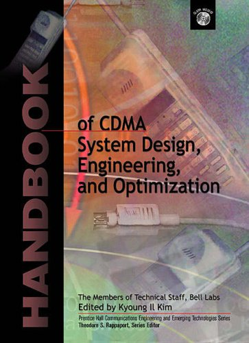 9780130175724: Handbook of CDMA System Design, Engineering and Optimisation (Prentice Hall communications engineering and emerging technologies series)