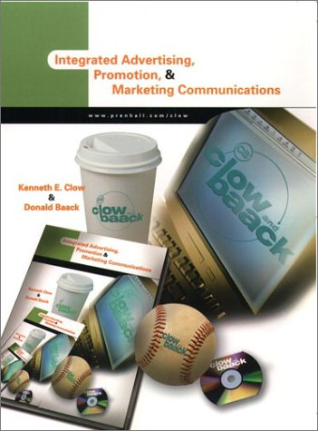 9780130175786: Integrated Advertising, Promotion, and Marketing Communications
