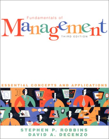 9780130176011: Fundamentals of Management: Essential Concepts and Applications