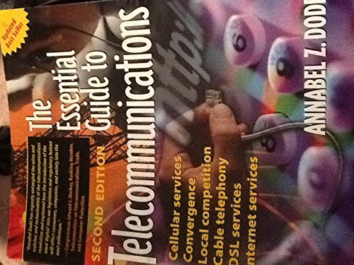 9780130176127: The Essential Guide to Telecommunications