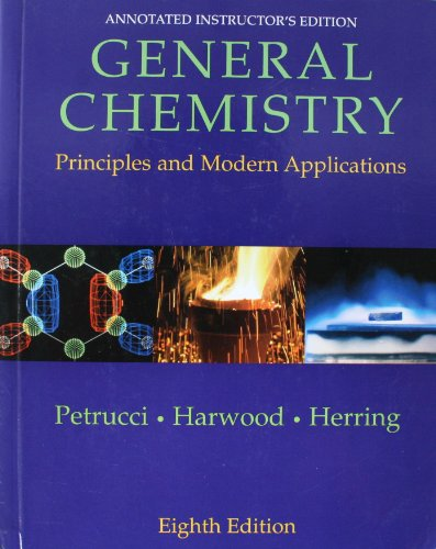 9780130176776: General Chemistry: Annotated Instructors Edition