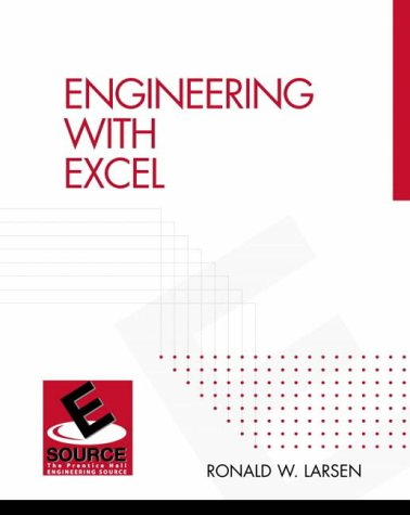 9780130176967: Engineering with Excel