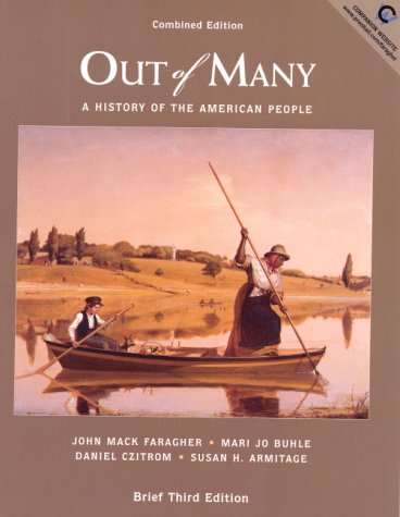 9780130177049: Out of Many (3rd Edition)