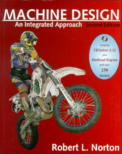 9780130177063: Machine Design: An Integrated Approach (2nd Edition)