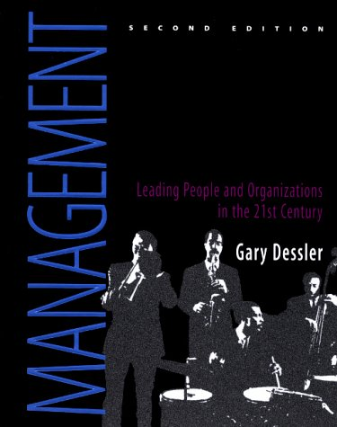 9780130177803: Management: Leading People and Organizations in the 21st Century