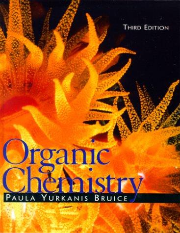 9780130178589: Organic Chemistry (3rd Edition)