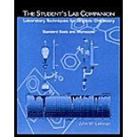9780130178671: Students Companion: Laboratory Techniques for Organic Chemistry