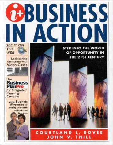 9780130179623: Business in Action